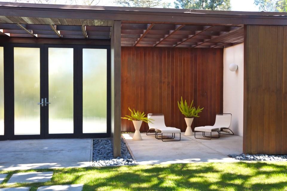Exterior design - Outdoor living spaces