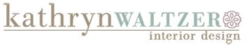 Interior Design – Kathryn Waltzer Logo
