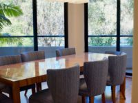 kathryn waltzer design dining room